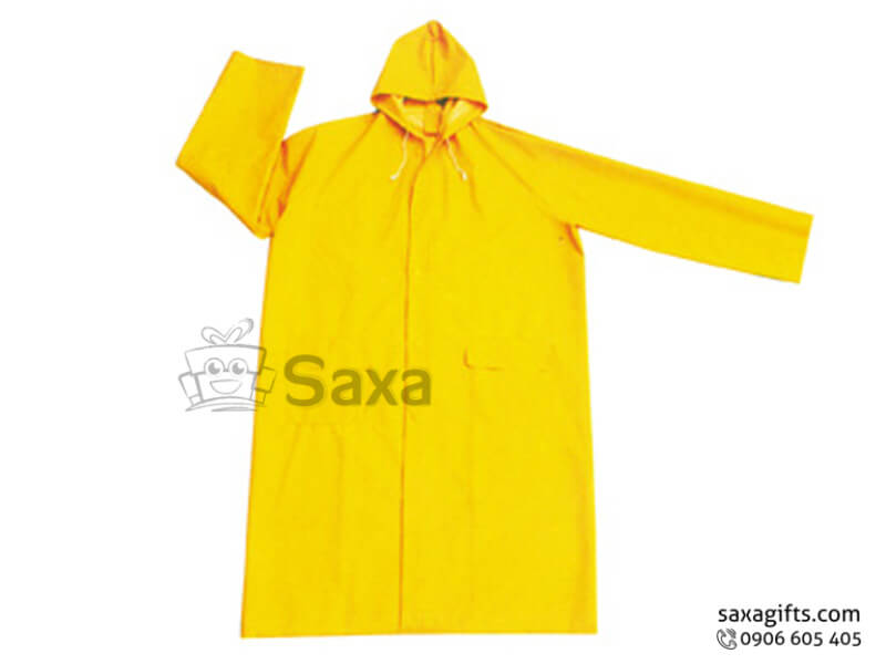 Áo mưa bít in logo theo yêu cầu