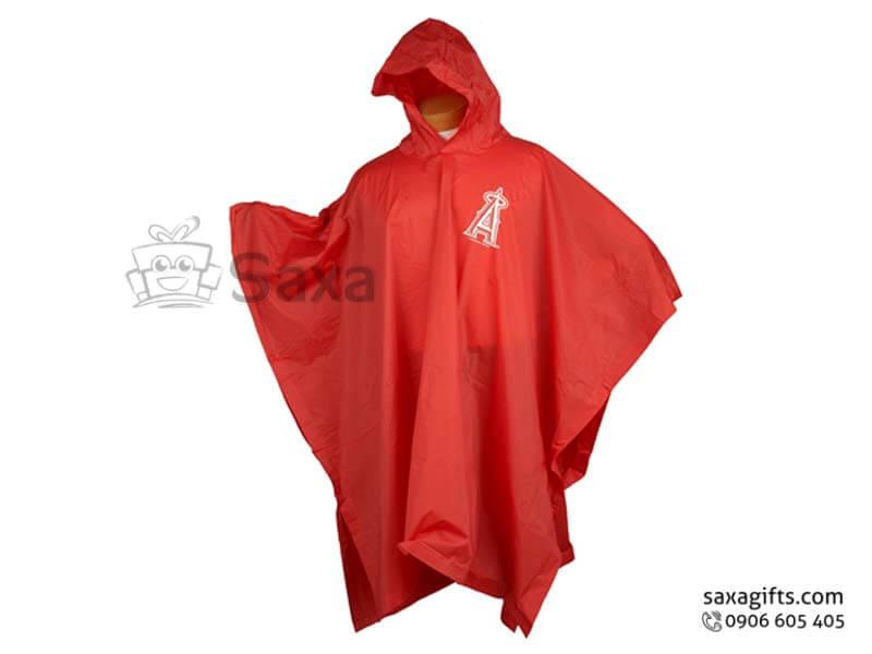 Áo mưa cánh dơi vải dù form rộng chất lượng cao cấp