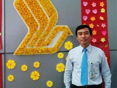 Mr. Nguyễn Tấn Lợi – Talisman