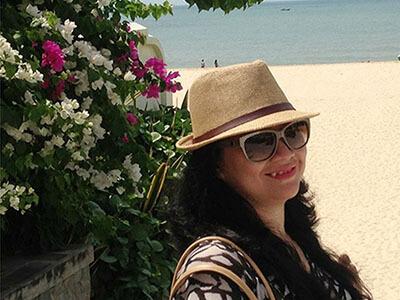Ms. Cẩm Tú - Giám Đốc Hành Chánh