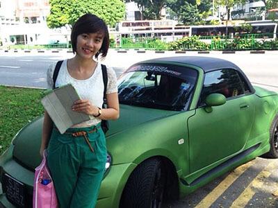 Ms. Phương Anh – Trợ lý Hành chánh