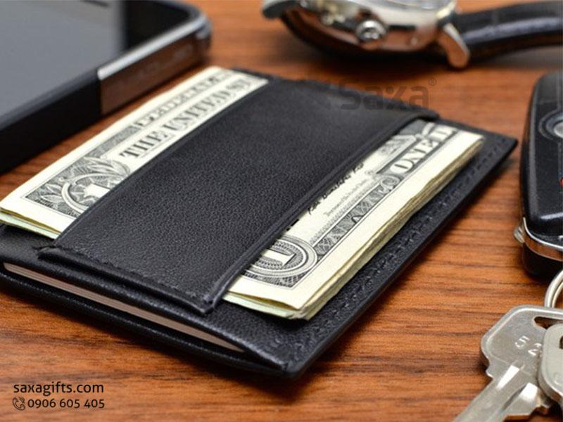 Những kiểu ví da bạn nam nên sở hữu?