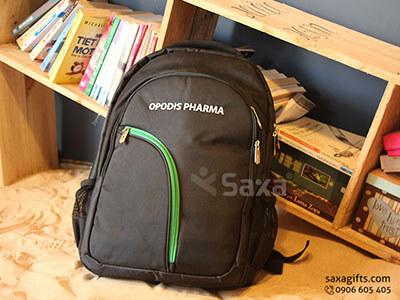 Balo quà tặng đựng laptop – Thêu logo Opodis Pharma