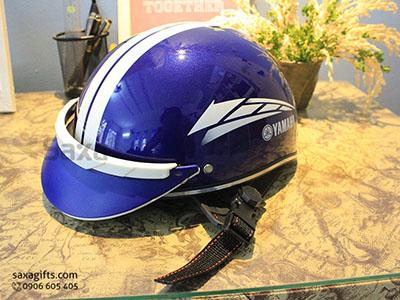 Mũ bảo hiểm quảng cáo – In logo Yamaha