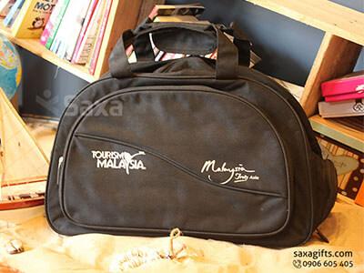 Túi du lịch quà tặng in logo Tourism Malaysia