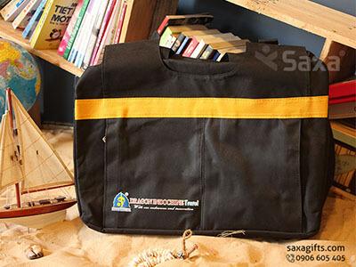 Túi laptop – Túi xách laptop quà tặng in logo Dragon Indochine Travel