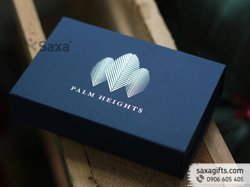 Pin dự phòng quà tặng in logo Palm Heights dung lượng 6000 mAH