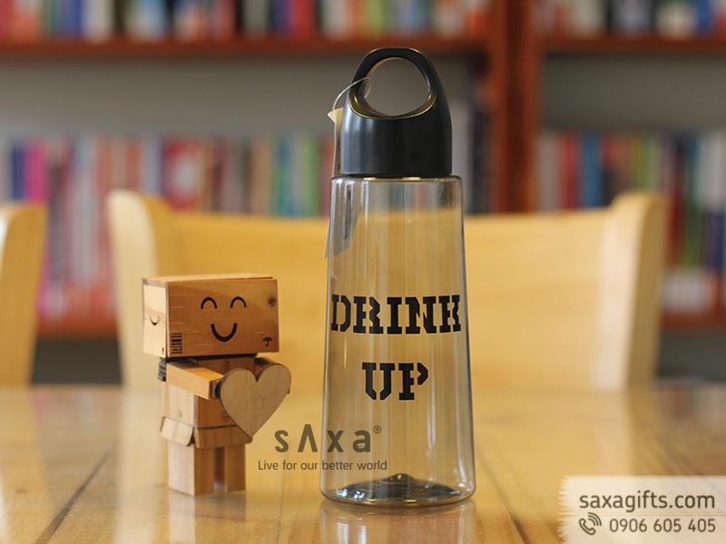 Bình nước thể thao Drink Up làm bằng nhựa Tritan dung tích 500ml