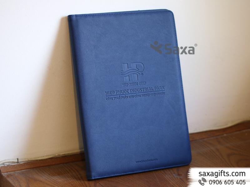 Bìa hồ sơ A4 dập logo Hiệp Phước Corp