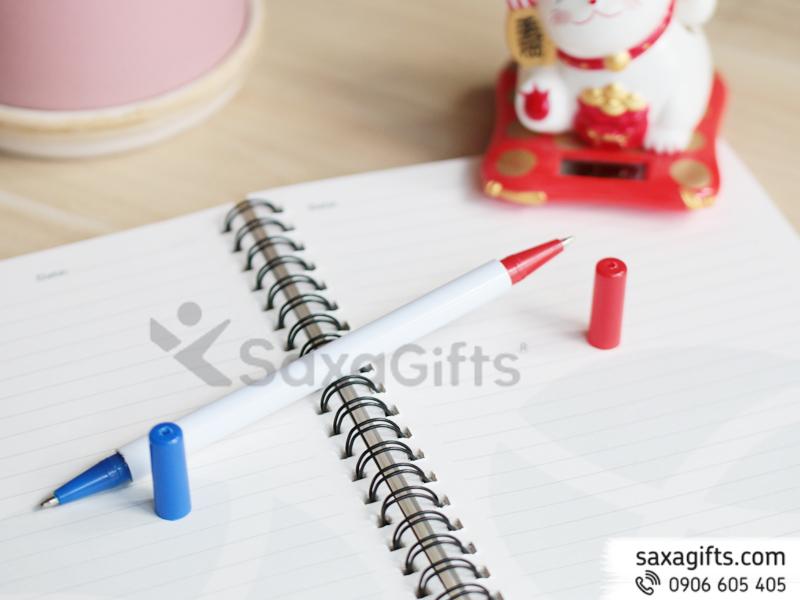 Bút Bi Nhựa Quảng Cáo Mẫu 50