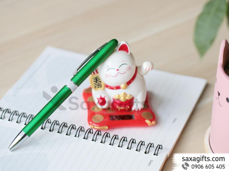 Bút Bi Nhựa Quảng Cáo Mẫu 51