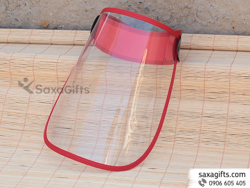 Kính nhựa bảo hộ chống giọt bắn - Chống dịch Covid – Vành lớn