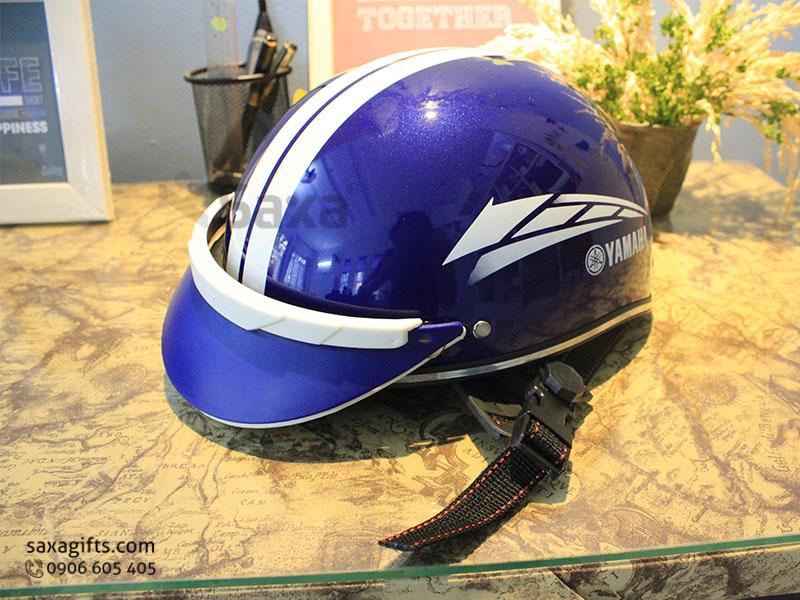 5 kiểu mũ bảo hiểm in logo rẻ mà sang