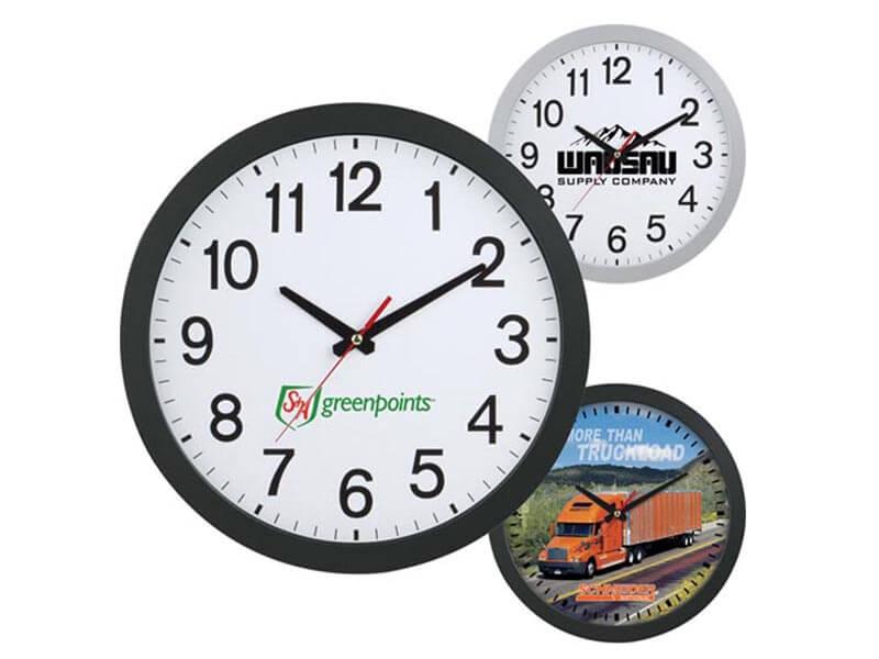 Đồng hồ quảng cáo: quà tặng hữu ích để quảng bá thương hiệu