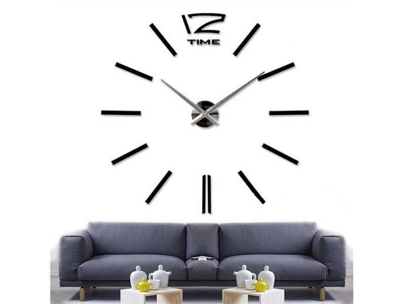 Đồng hồ treo tường quảng cáo món quà tặng giá trị cao