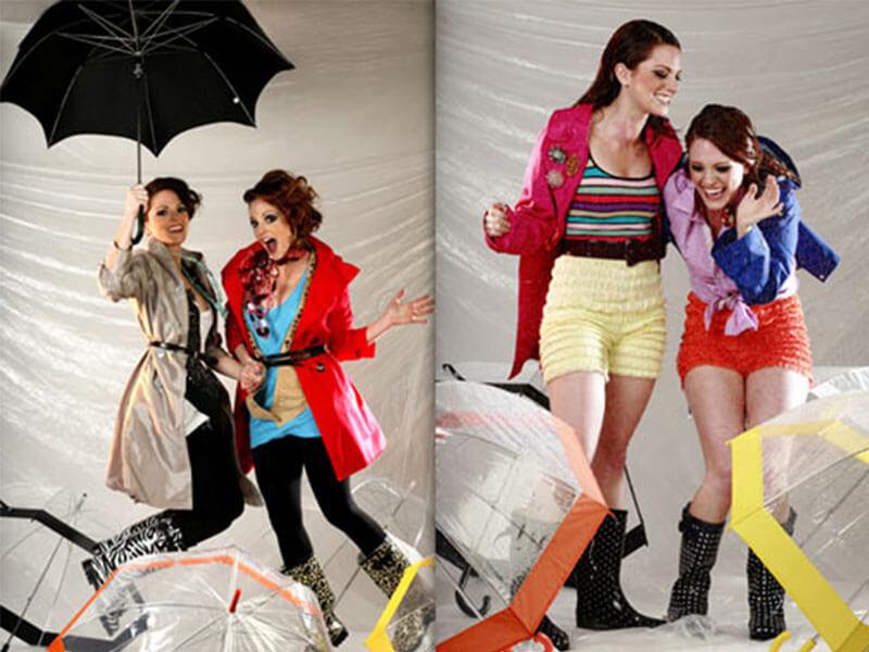 Vì sao ô dù và áo mưa quảng cáo được doanh nghiệp ưa thích?