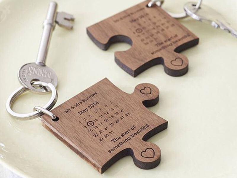 Móc chìa khóa có phải là quà tặng khuyến mãi tốt?