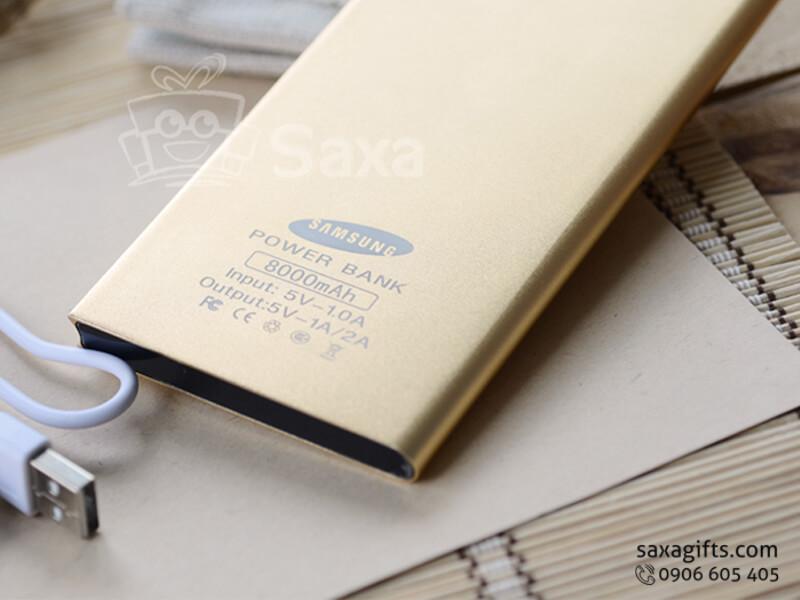 Pin Dự Phòng - Cách tính dung lượng khả dụng của pin sạc