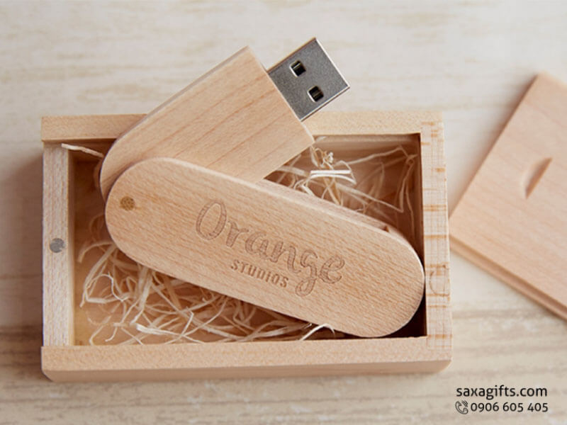 Sử dụng USB để định vị thương hiệu của bạn trên con đường thành công