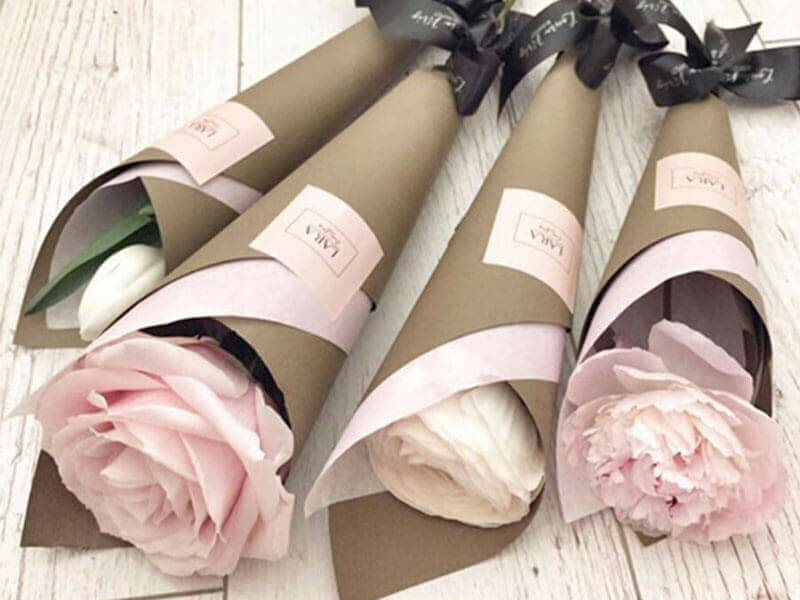 Quà tặng cảm ơn khách mời tham dự đám cưới