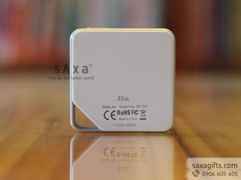 Bộ nhớ ngoài không dây i Data Air 32 gb của Mili - Chính hãng