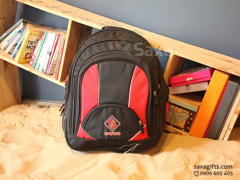 Balo quà tặng đựng laptop – In logo Savico